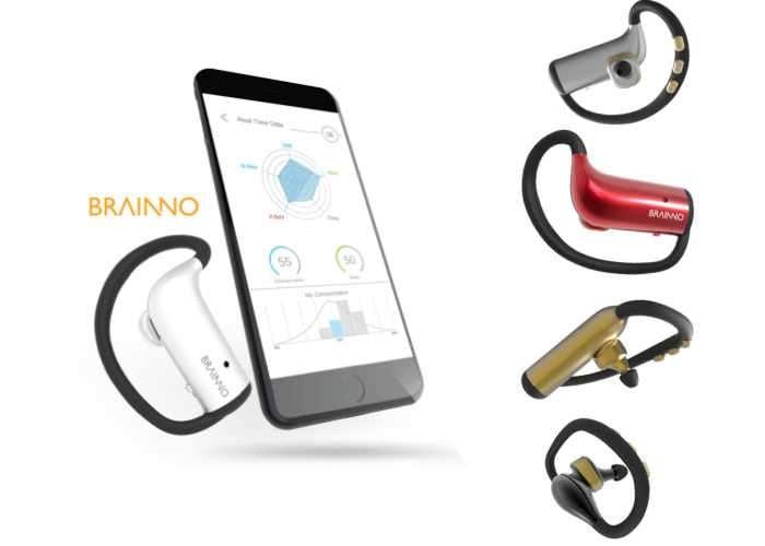 BRAINNO Brain Training Smart Wearable