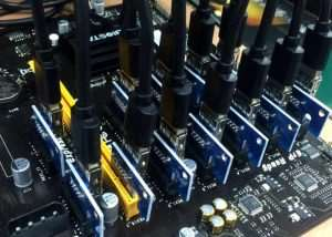 BioStar TB250-BTC PRO Motherboard Can Power 12 GPUs Simultaneously