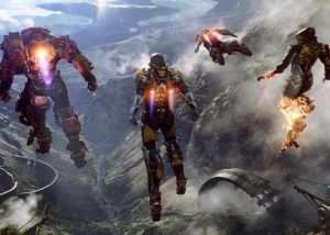 Xbox One X Anthem Design And Performance Discussed (video)