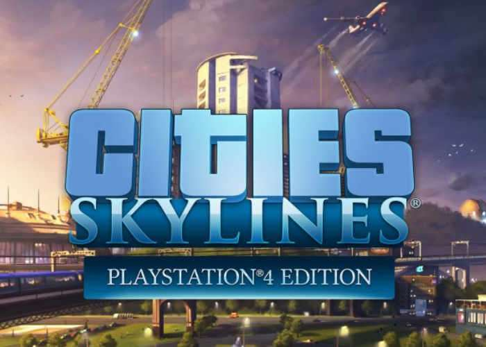 Cities Skylines PS4