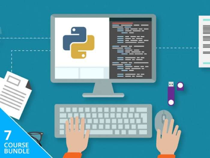 Save 93% On The Complete Python Programming Bundle