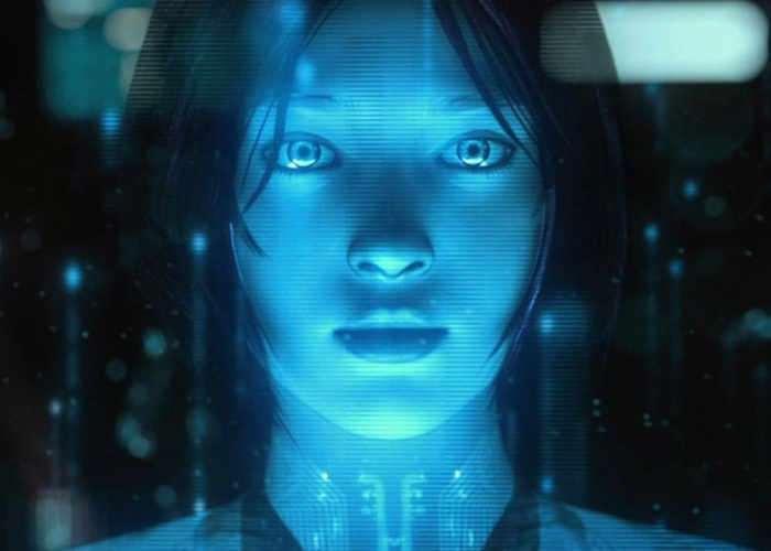 Cortana Speech Recognition