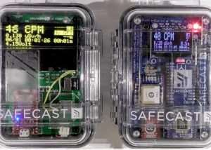 Safecast bGeigie Raku GPS And Data-Logging System (video)