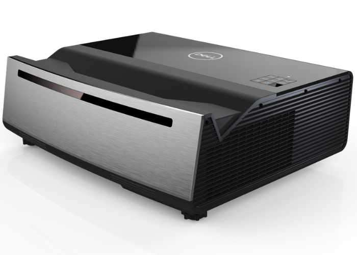 Dell 4K Ultra Short Throw Laser Projector