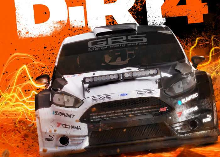 Dirt 4 out now
