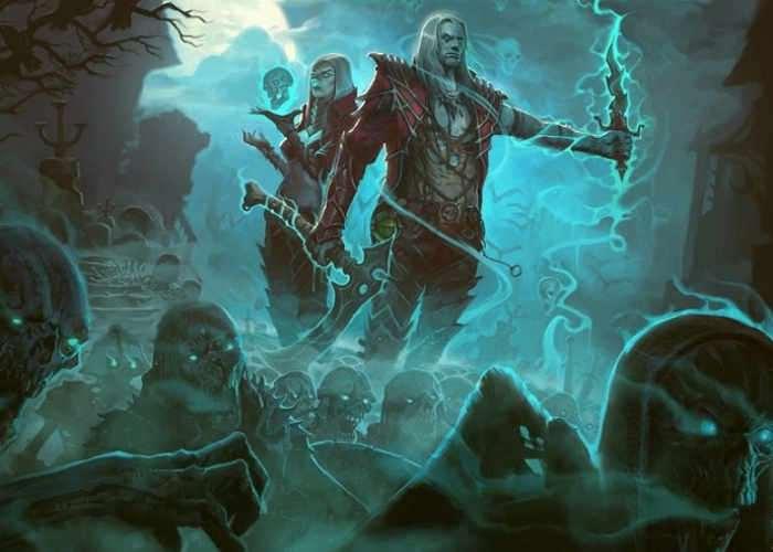 Diablo III Rise Of The Necromancer DLC