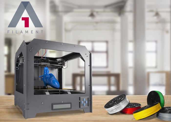 Environmentally Friendly 3D Printer Filament