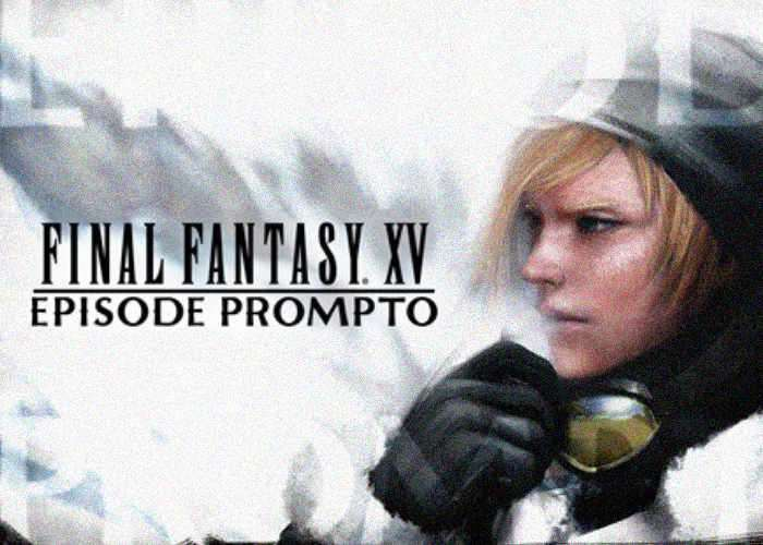 Final Fantasy XV Episode Prompto DLC