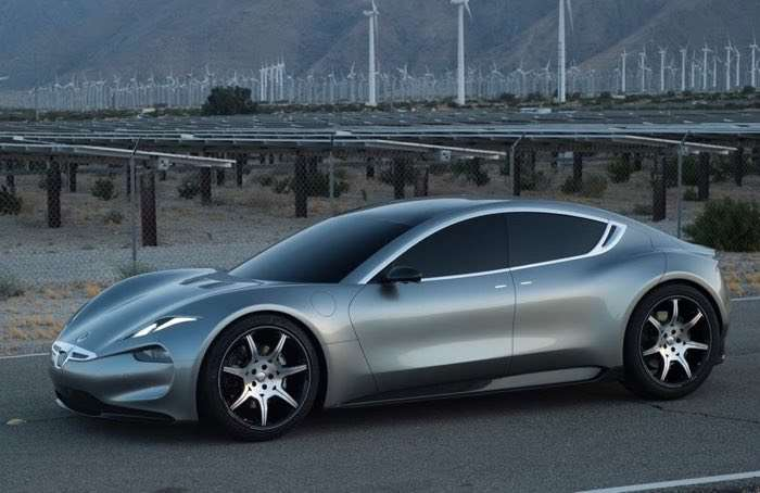 New 2019 Fisker EMotion Unveiled