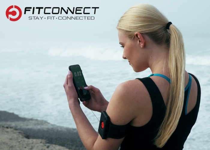 FitConnect Fitness Armband
