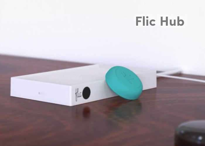 Flic Hub Simplifies Home Automation And Control (video)