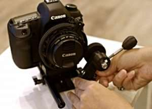 $15 Follow Focus Camera Adapter (video)