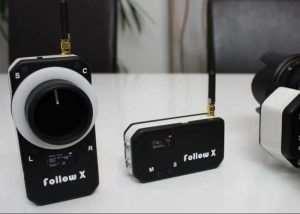 Follow X Wireless Camera Control System (video)