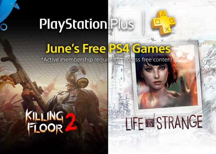 Free PlayStation Plus Games For June 2017