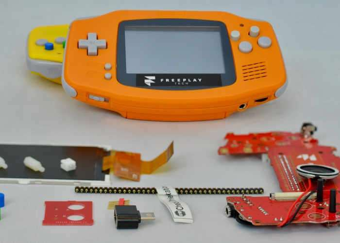 Freeplay Zero Raspberry Pi Retro Handheld Console