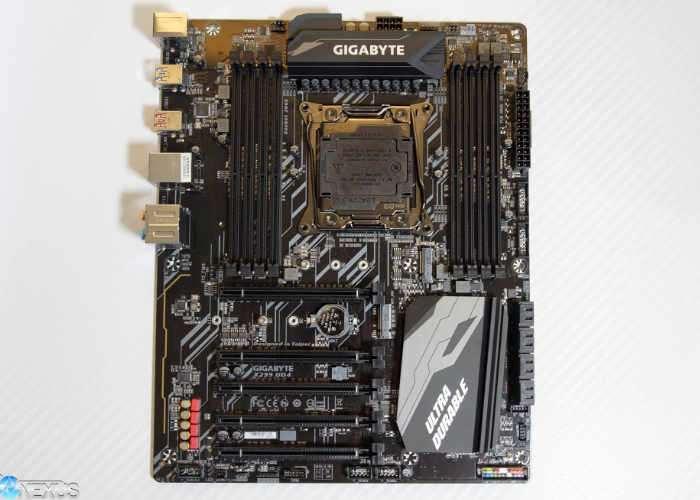 GIGABYTE X299-UD4