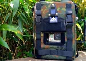 GIPFLbag GoPro Multifunctional Bag Hits Kickstarter (video)