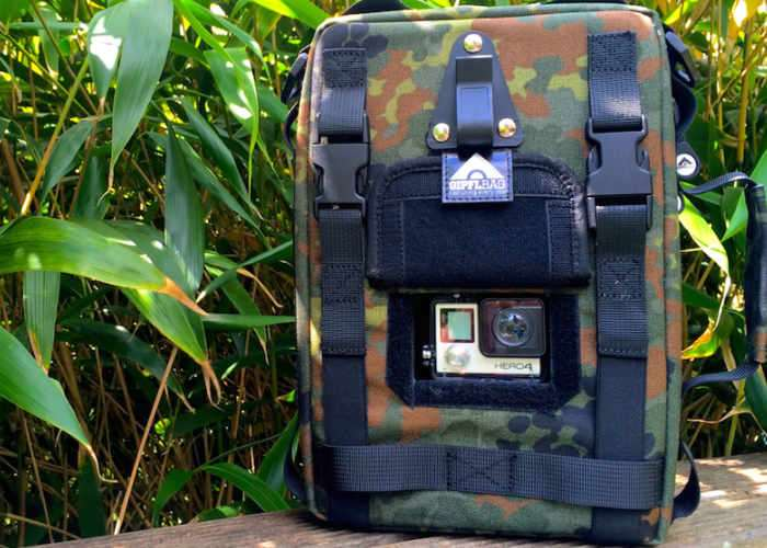 GIPFLbag GoPro Multifunctional Bag