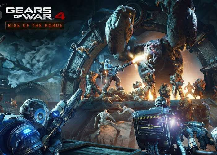 Gears of War 4 Rise Of The Horde DLC
