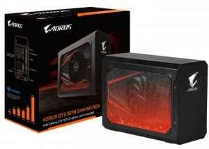 AORUS GTX 1070 Gaming Box External Graphics Card Now Available