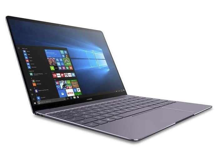 Huawei MateBook Laptop Range
