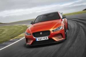 Awesome Jaguar XE SV Project 8 Unveiled