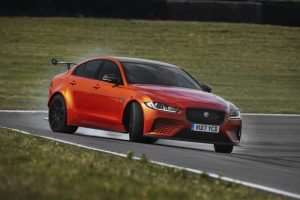 The Jaguar XE SV Project 8 In Action (Video)