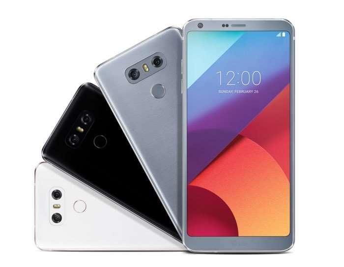 LG G6 Pro