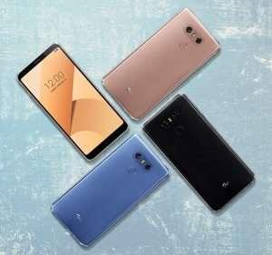 LG G6 Plus Gets Official