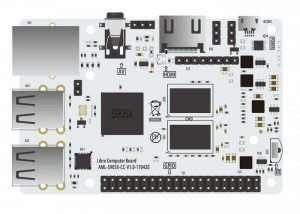 Libre Computer Quad-Core 64-bit Development Board Hits Kickstarter (video)