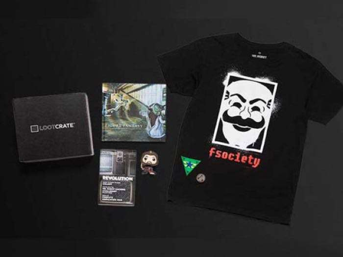 Loot Crate Mystery Bundle