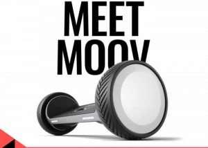 Radical MOOV Electric Hoverboard Hits Kickstarter (video)