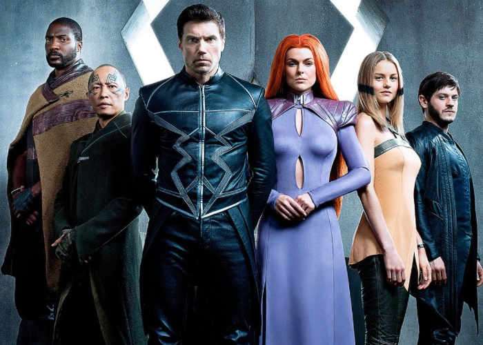 Marvel Inhumans TV Series