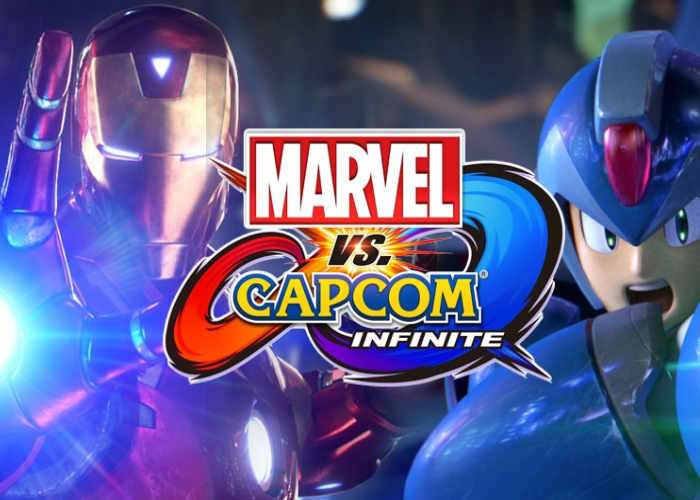Marvel vs Capcom Infinite Demo