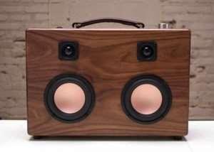 Modern Boombox Hits Kickstarter (video)