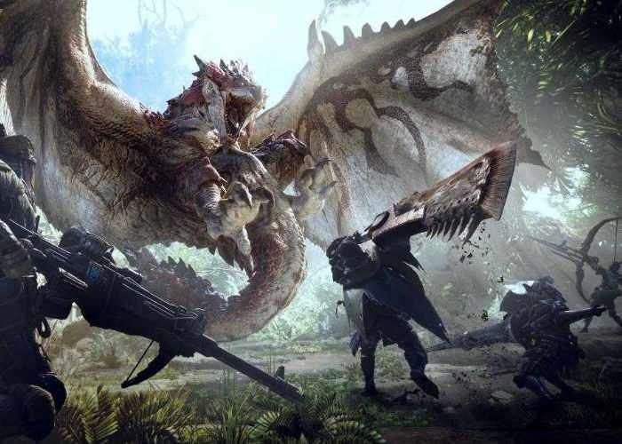Monster Hunter World Journeys
