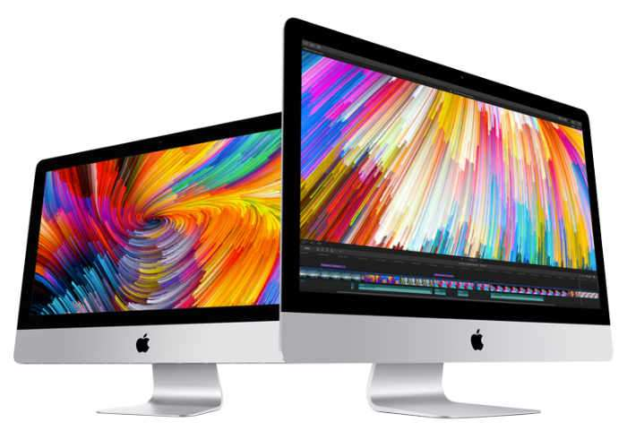 New Apple iMac 2017 Range