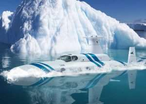 Neyk Submarine Can Explore The Depths In Luxury With 20 Passengers