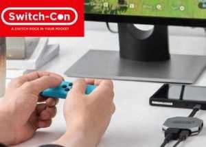 Nintendo Switch HDMI Hub Launches Via Kickstarter (video)