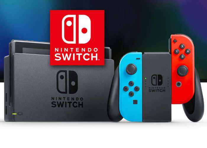 Nintendo Switch Sales