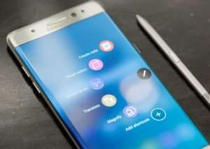 Samsung Galaxy Note 7 FE Spotted on GFXBench