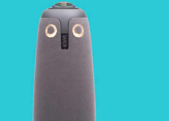 Owl Labs 360 Degree Video Conferencing System