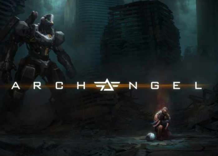 PlayStation VR Archangel Mechanical War Game