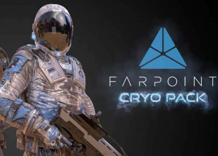PlayStation VR Farpoint Cryo Pack DLC