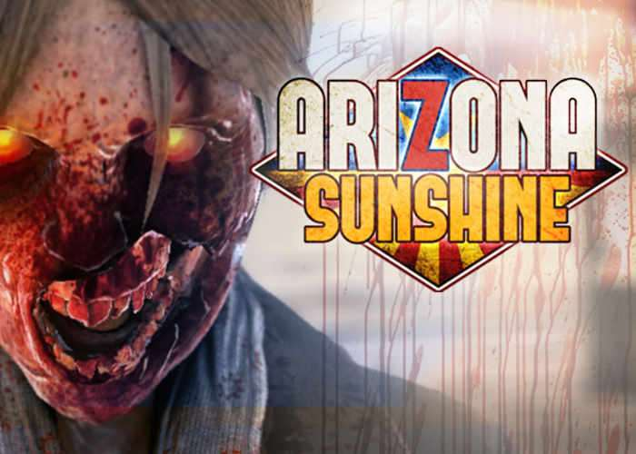 PlayStation VR Horror Game Arizona Sunshine