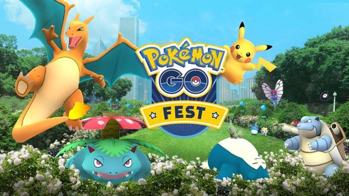 Pokemon GO FEST event has Niantic's biggest update ever