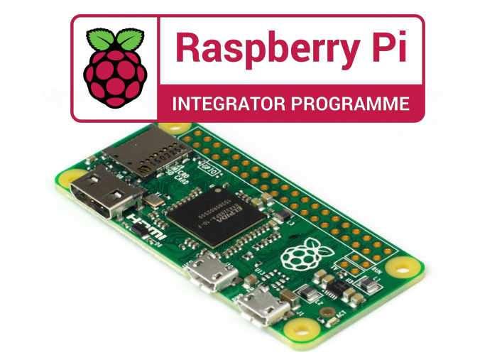 Raspberry Pi Integrator Programme