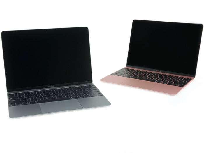 Retina MacBook 2017