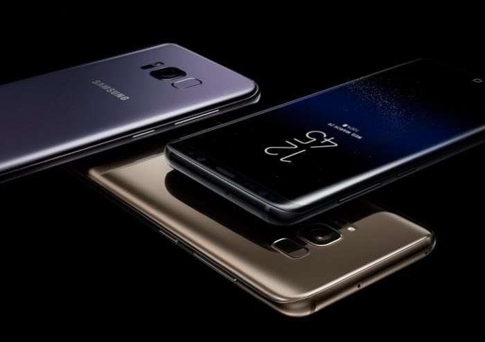 Dual SIM Samsung Galaxy S8+