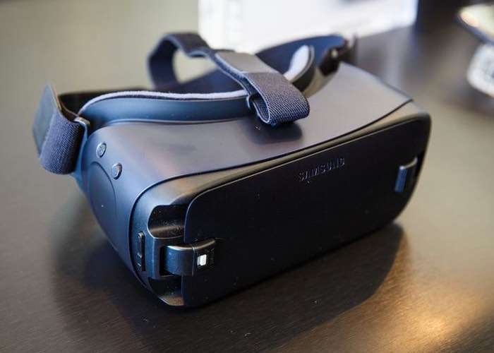 New Samsung Gear VR could have a ridiculously sharp screen